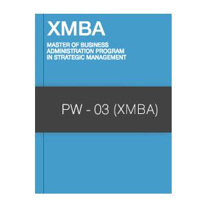 แบบฟอร์ม PW - 03 (XMBA)
